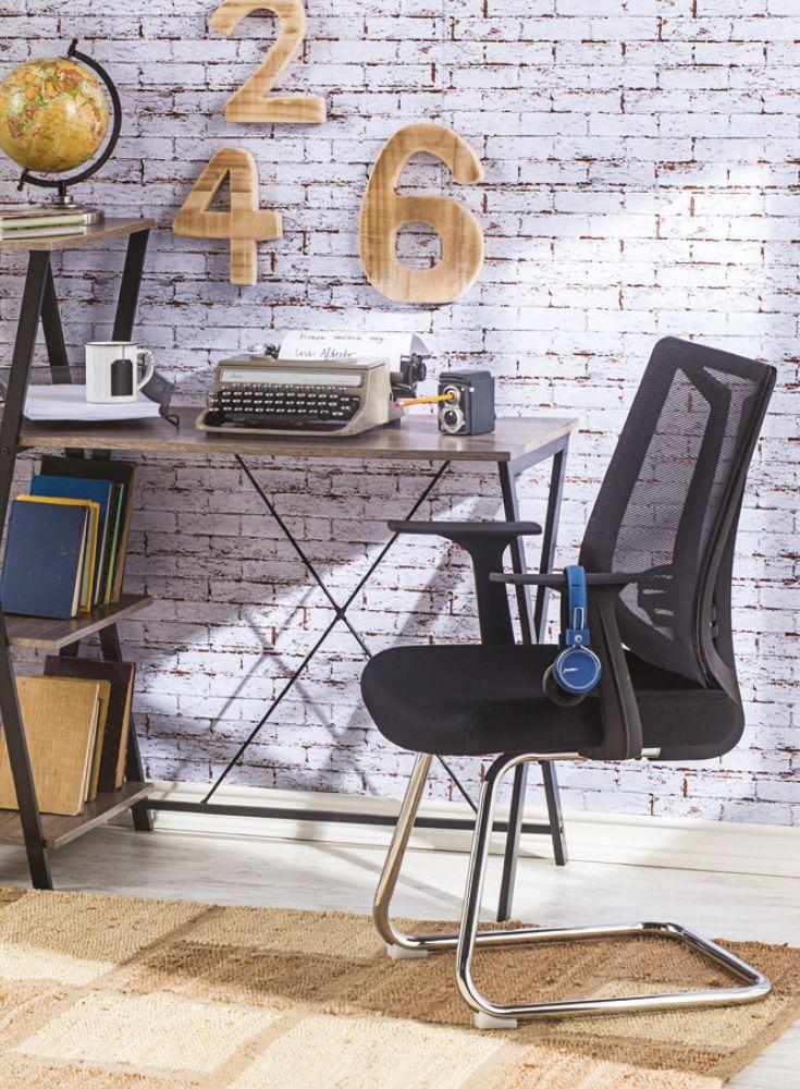 Cuando lo vintage se une con lo moderno… ¡Éxito total! #HomeOficce #YoAmoMiCasa #Muebles #Escritorios #tiendaeasy  #easytienda