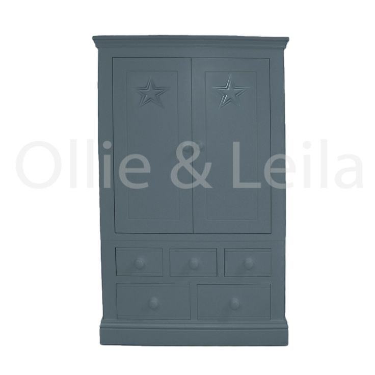 Ollie Star large combination wardrobe