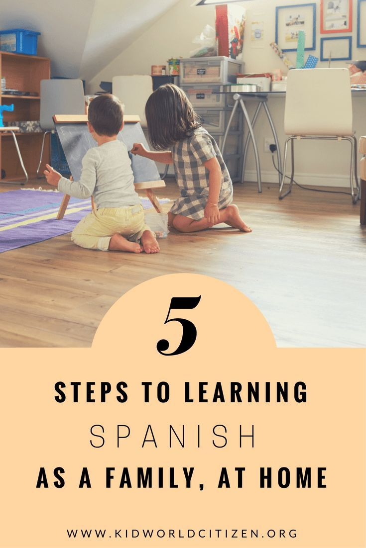 Middle East Map Your Child Learns%0A Learn to Speak Spanish as a Family