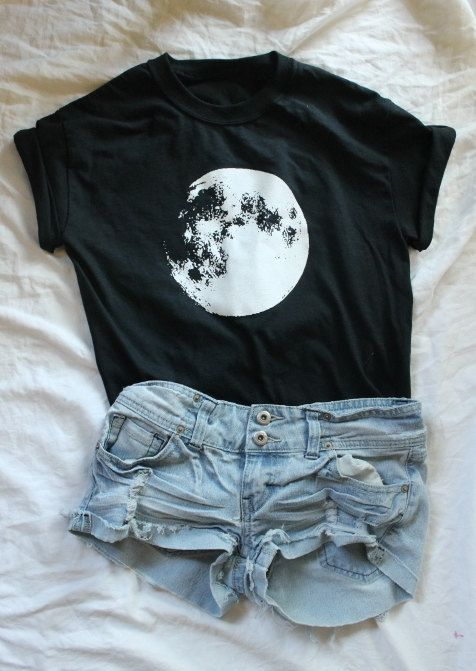 Hey, I found this really awesome Etsy listing at https://www.etsy.com/listing/193514154/moon-shirt