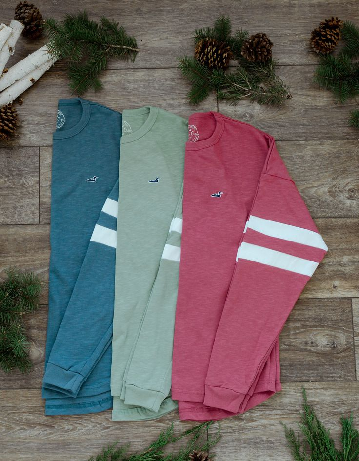 For the lake lover on your list. Cabin Crew l Great Lakes Clothing