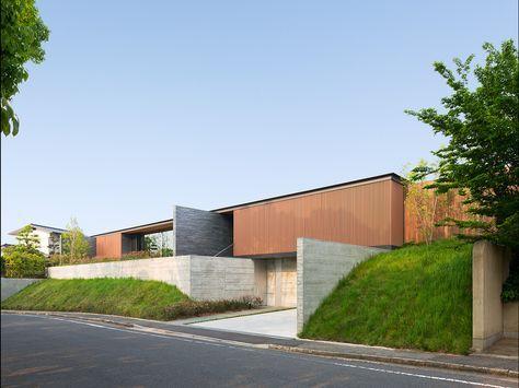House in Munakata by Matsuyama Architect and Associates