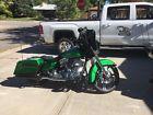 2000 Harley-Davidson Custome bagger  motorcycle