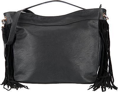 die ger umige handtasche von buffalo pr sentiert sich in. Black Bedroom Furniture Sets. Home Design Ideas