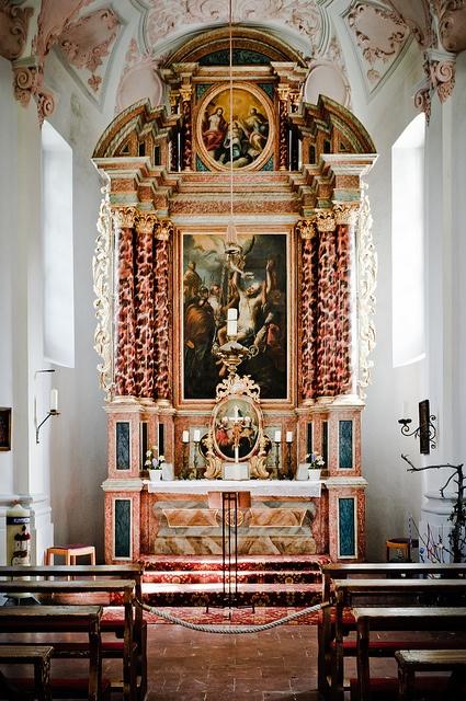 St. Bartholomew's Church, Berchtesgaden by Sergiu Bacioiu, via Flickr