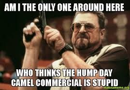 hump day commercial - Google Search