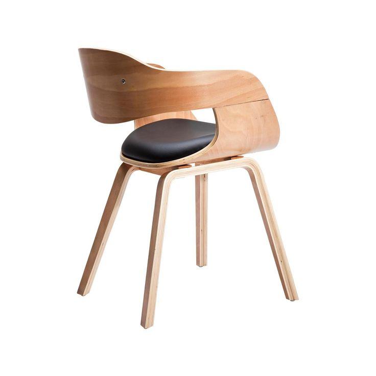 Chaise en bois - Costa Beech - Kare Design 159€
