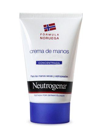 Neutrogena crema de manos. No solo hidrata sino que también nutre, repara y protege las manos secas y estropeadas.  #cremamanos #neutrogena #nutre