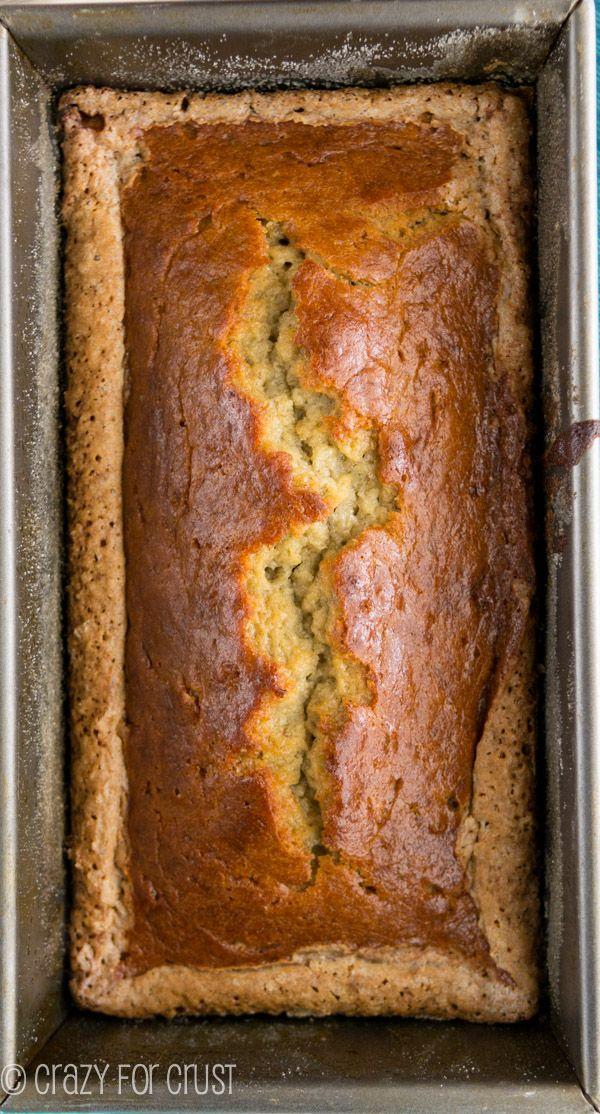 Mom's Banana Bread | The PERFECT banana bread recipe, straight from my mom to you!