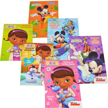 bulk licensed coloring and activity booklets 3 ct packs at dollartreecom - Dollar Tree Coloring Books