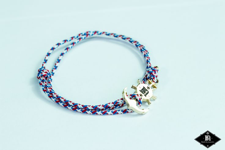 """""""La Mer"""" bracelet. Available in our summer collection! Check it out!"""