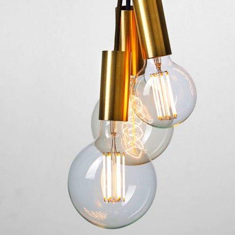 Genial Ampoule Filament Droit LED