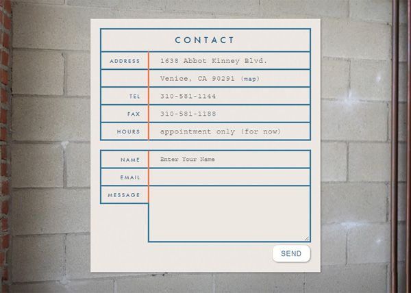 25 Creative Web Form Designs