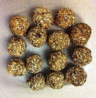 Chia Power Balls