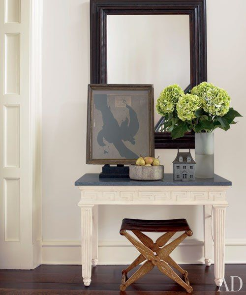 Victoria Hagan's Connecticut Home : Architectural Digest