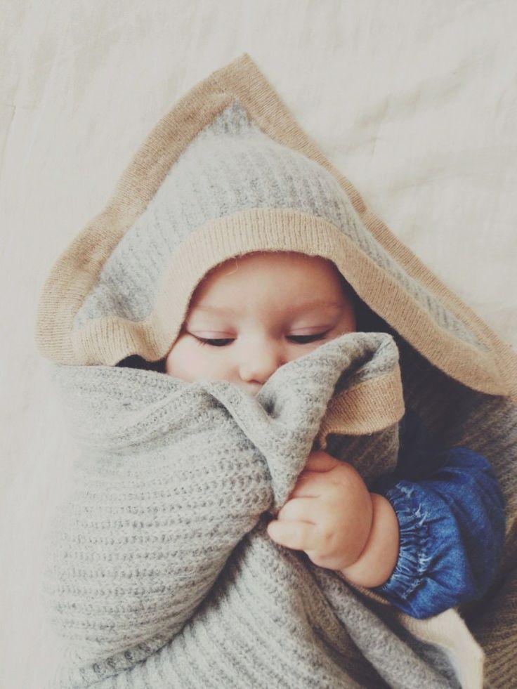 Little hands love to clutch softness.