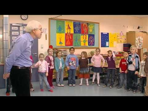 Total Physical Response (TPR) - Teacher Training film no. 8    I used this extensively in teaching Spanish as a Second Language.  And you know what?  IT WORKS!