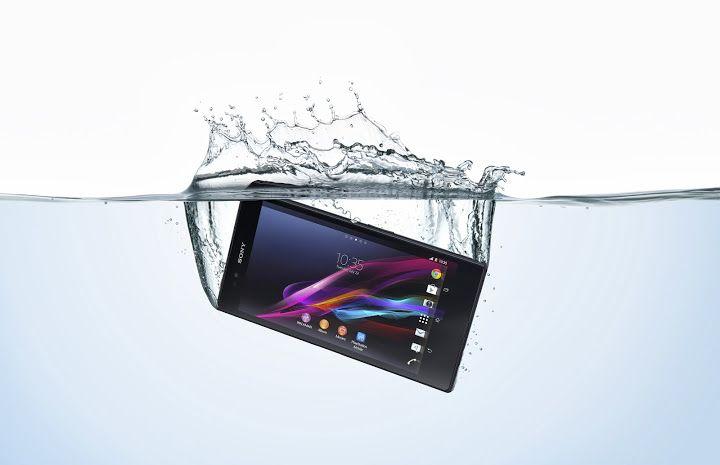 Xperia Z Ultra Water Horizontal