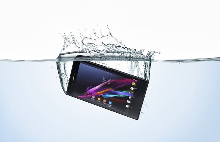 Xperia Z Ultra Water Horizontal