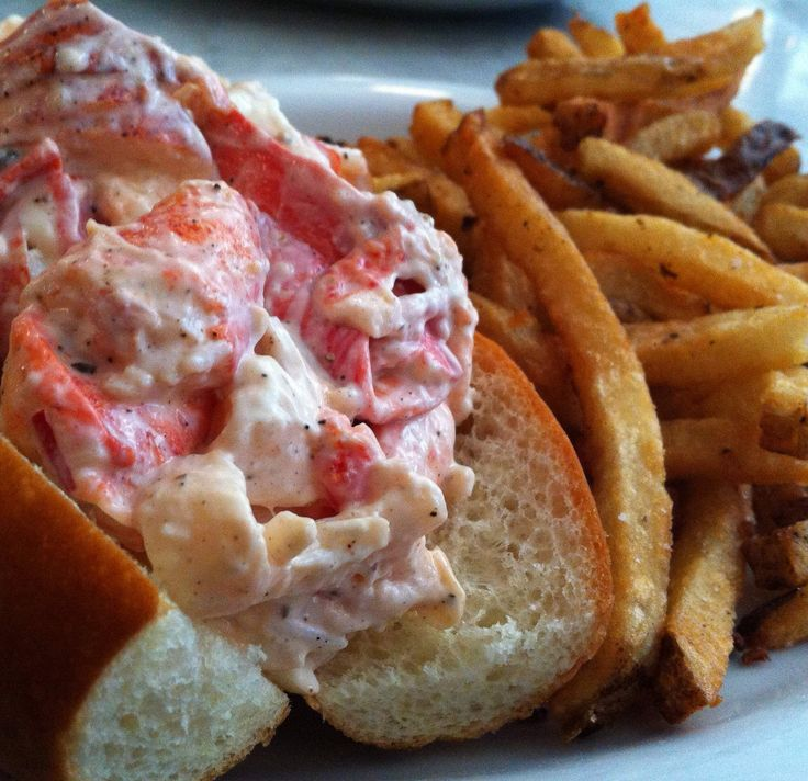 Boston reaps the benefits of having both lobster rolls AND more than just LL Bean outlets