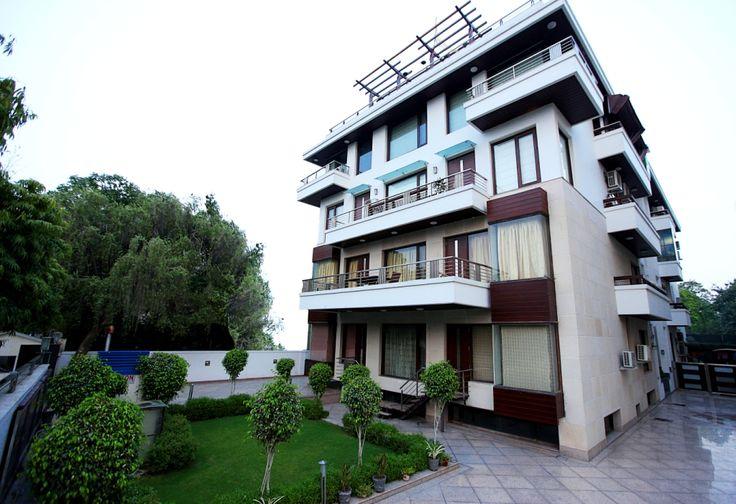 Luxury Residential Apartment in South Delhi.  #Nagpal Builders #Luxury #Home #Apartment #Floor #Residential #Builders
