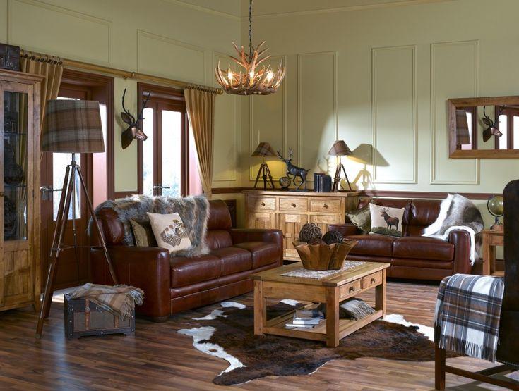 Hunting Lodge Meets Woodland Interior Theme Part 28
