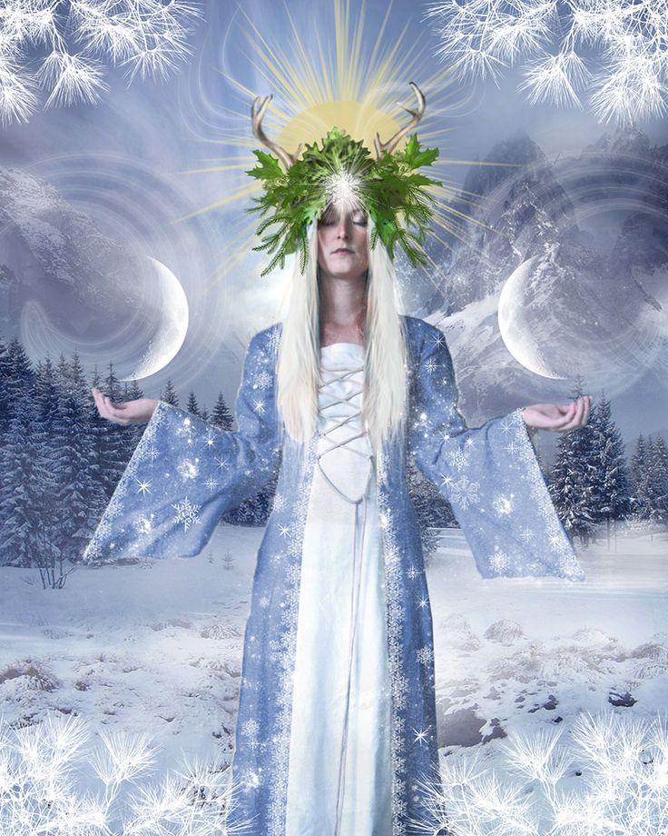 The Pagan celebration of Winter Solstice (Yule) is one of the oldest winter celebrations in the world. Description from pinterest.com. I searched for this on bing.com/images
