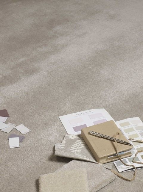 Jacaranda Rajgarh Silver Carpet