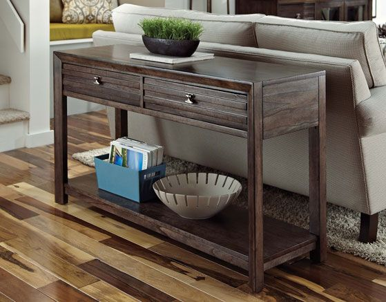 Sofa Table | Montreat Collection By Kincaid At Grand Home Furnishings