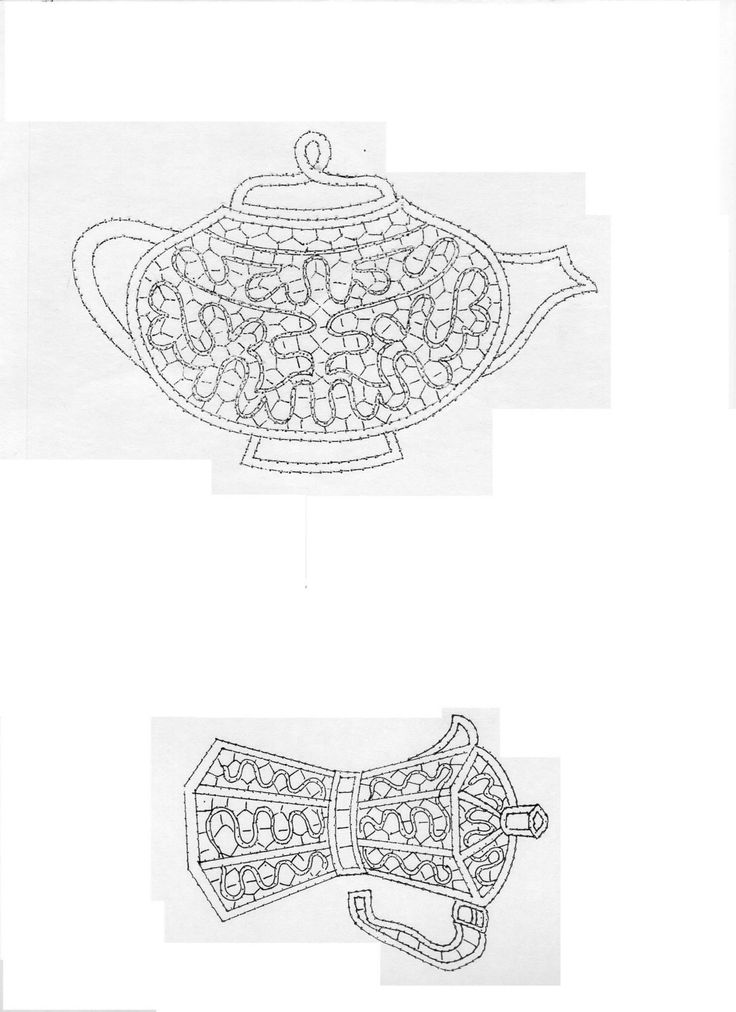 teiera e caffettiera