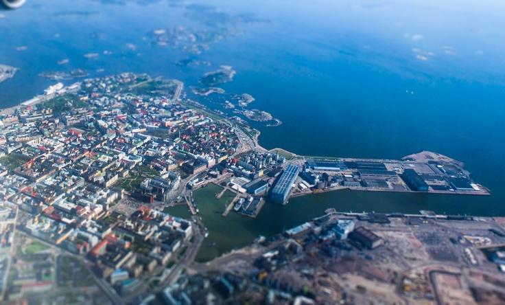 Helsinki, FromTheAir - propluto.kuvat.fi by Heikki Rantala