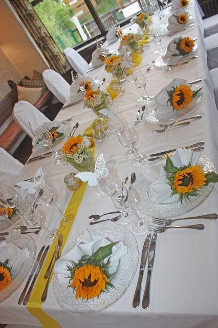 1000 ideen zu sonnenblumen hochzeit auf pinterest landhochzeit dekoration und hochzeiten. Black Bedroom Furniture Sets. Home Design Ideas