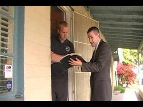 Basic Soul-winning Demonstration Video (witnessing, gospel)