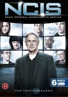 NCIS - Kausi 10 (6 disc) - DVD - Elokuvat - CDON.COM