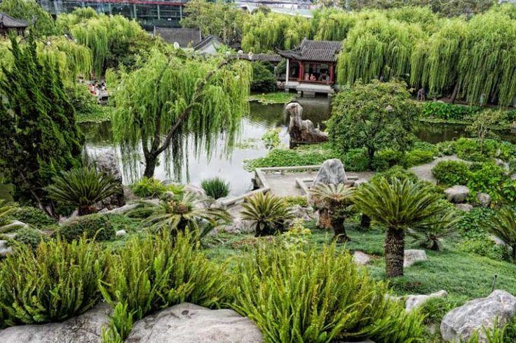 Chinese Friendship Garden In Sydney Japanese Garden 400 x 300