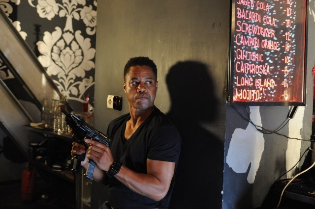 Still of Cuba Gooding Jr. in One in the Chamber