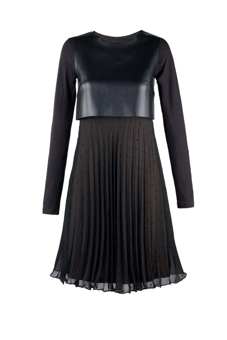 Robe plissée MINI Cop Copine - boutique en ligne officielle