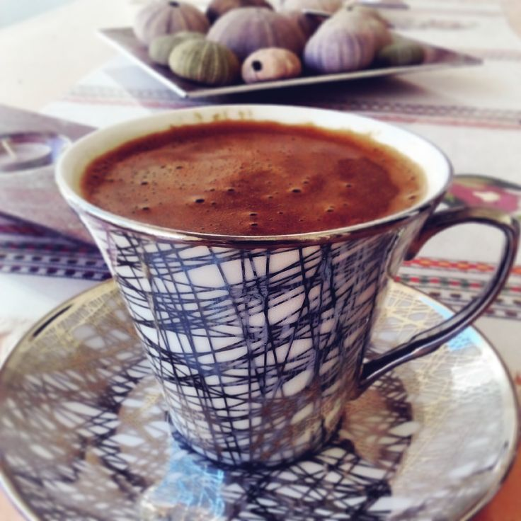 greek coffee great to say good morning!!!