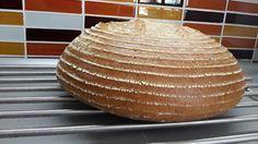Kváskový chléb Martina Kubíka