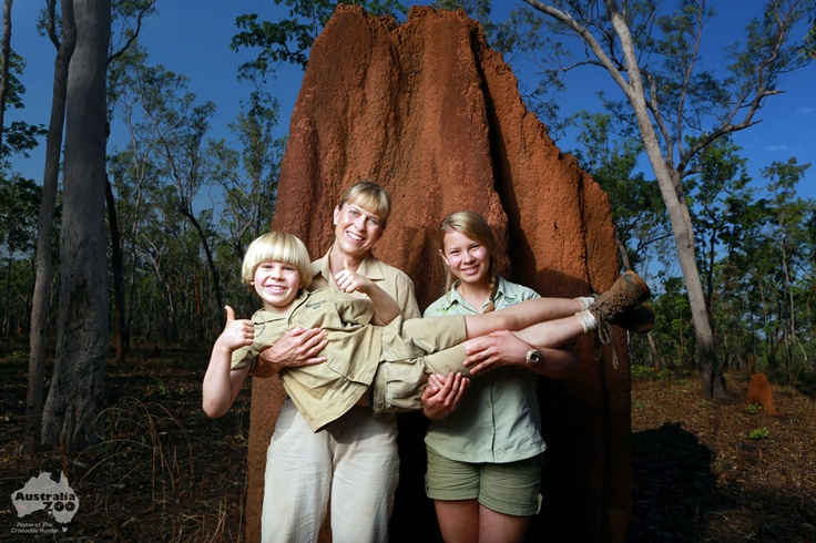AWESOME NEWS! Terri, Bindi, Robert and Steve Irwin's Wildlife Warriors have been nominated for the 2013 Logie Awards!    Terri and Bindi are up for Most Popular Television Presenters. Robert has been nominated in the Most Popular New Male Talent category and Steve Irwin's Wildlife Warriors is up for Most Popular Factual Program!    Vote now and share this with your friends! http://www.tvweeklogieawards.com.au/
