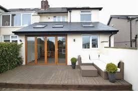 semi detached house extension - Google Search                                                                                                                                                                                 More