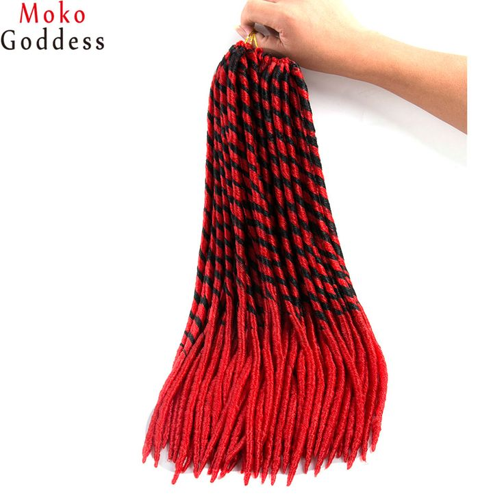 18 inch faux locs  crochet braids