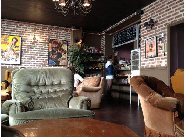 Le Garden Perk, coffee restaurant, 21, rue Cujas, 75005 Paris