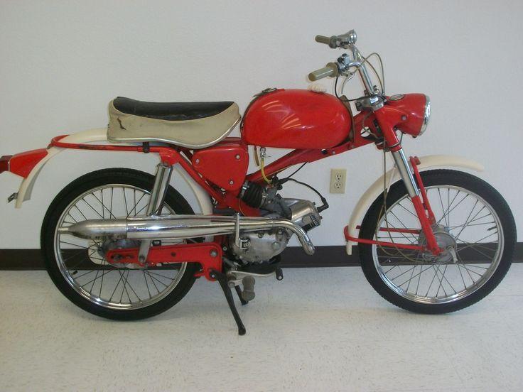 Custom moped 10