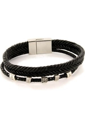 Heren sieraden - Barong Barong Stingray Leather Armband FW15StingrayLeather10S Armband
