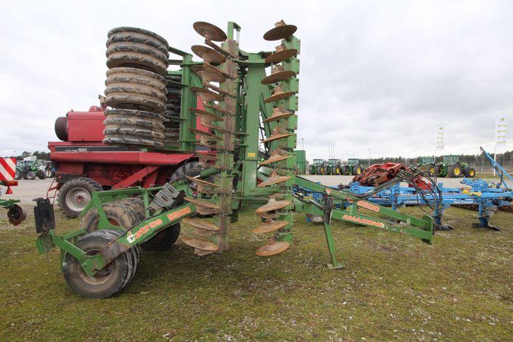 Scheibenegge Amazone Catros 5500 Bj.2005  #landmaschinenhf.de #hfeder70 #landmaschinen #landtechnik #amazone