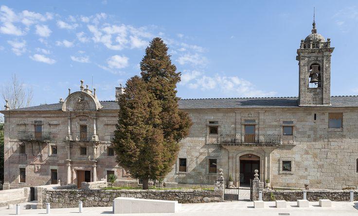 Monasterio de la Magdalena, Sarria, Lugo, Camino de Santiago