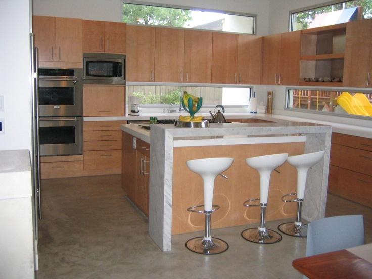 Brookhaven Vista Mapl. Family KitchenBudgetCabinets