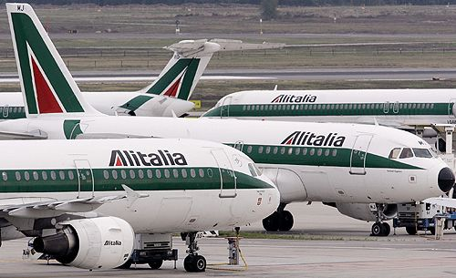 Negative Workers' Vote Leads Alitalia to Bankruptcy Proceedings.