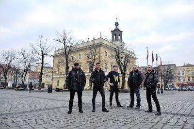 Sylwia Cegieła - profil zawodowy : Wywiad z Dariuszem Skibińskim z zespołu Garash